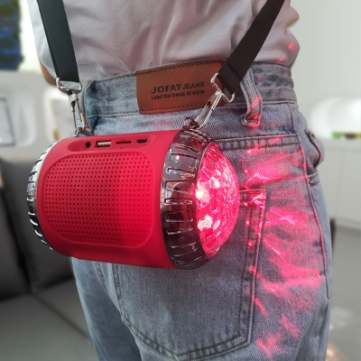 HY-36 Bluetooth Speakers with stage light